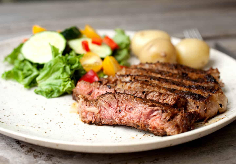 Three Chile Steak