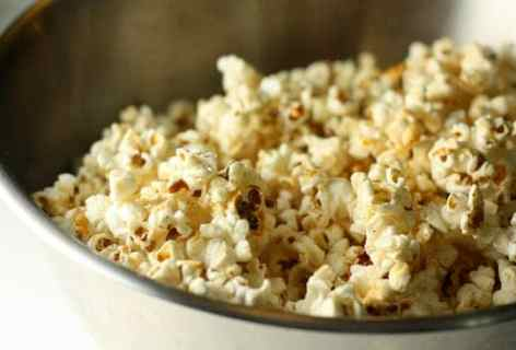 Spicy Kettle Corn