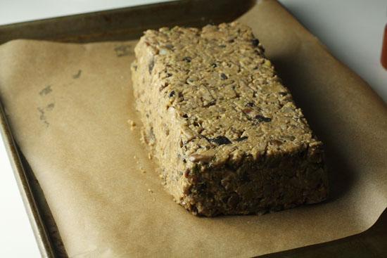 loaf made