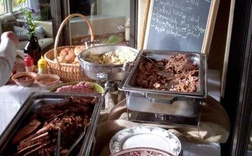 cateringspread