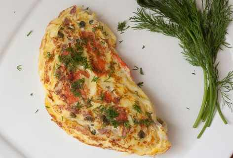The Lox Omelet