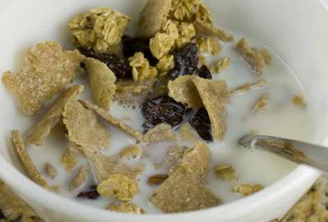 Homemade Bran Flakes