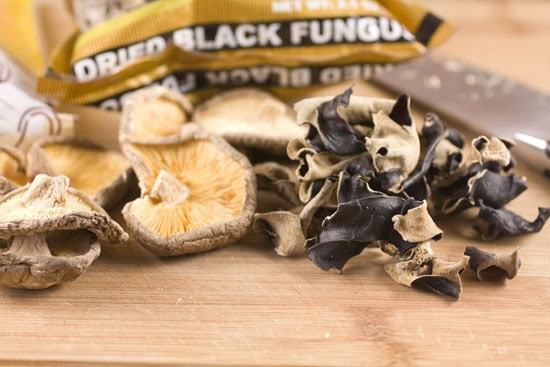 mushrooms for hot and sour soup recipe