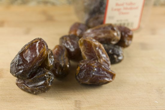dates for Sweet Date Loaf