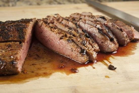 sliced Quick Carne Asada