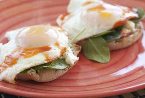 Ricotta Breakfast Sandwich