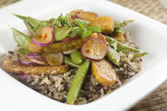 Spicy Radish Salad Recipe from Macheesmo