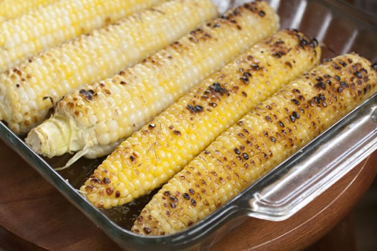 corn for Grilled Corn Pizza