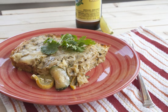 Squash Enchiladas recipe from Macheesmo