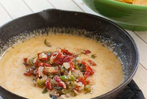 Sun-Dried Tomato Fundido