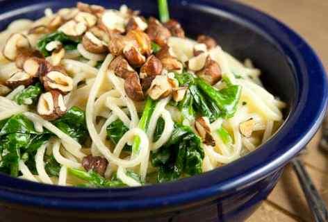 Mascarpone Spinach Pasta