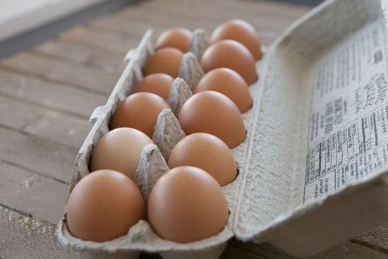 Eggs for soft boiled eggs