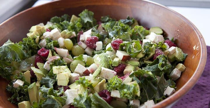 Babs's Kale Salad