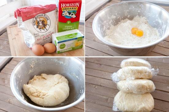dough for Pulled Chicken Empanadas