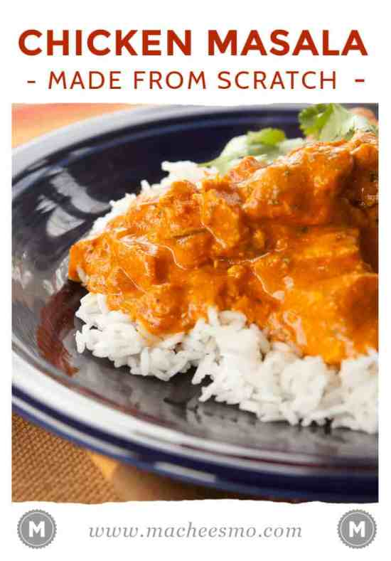 Start with basic ingredients and make the classic authentic Indian dish, Homemade Chicken Tikka Masala. Guaranteed dinner winner.