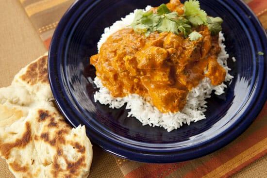 Homemade Chicken Tikka Masala from Macheesmo