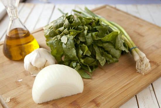 Good veg.