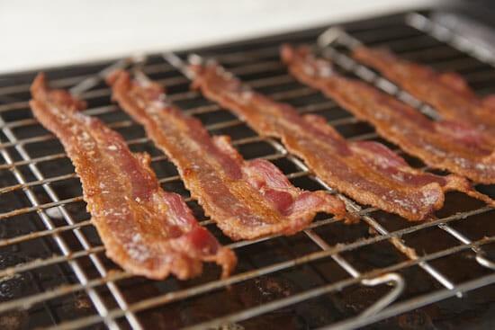 Chipotle Club Sandwich - bacon!