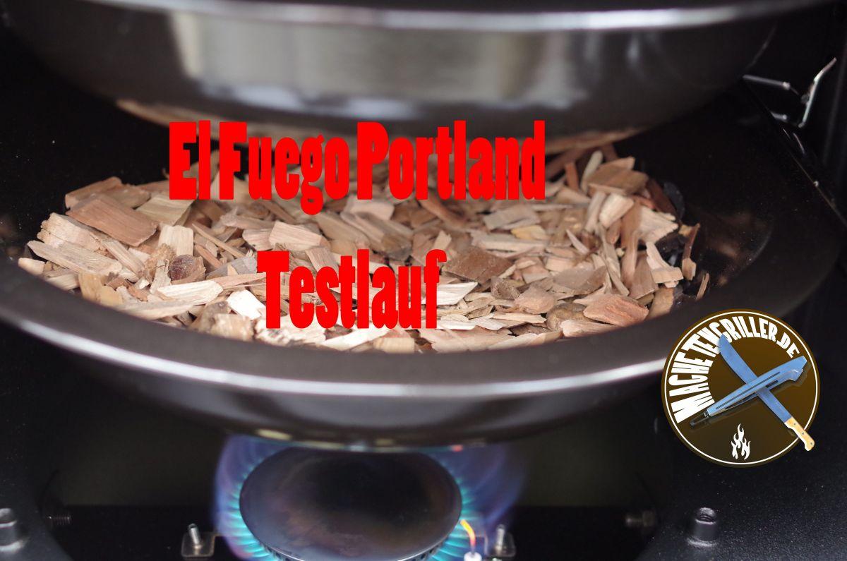 El Fuego Portland Test