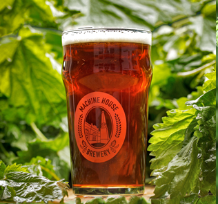Beer Made by Foraging