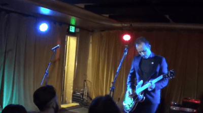 TED LEO at BARBOZA in Seattle, WA 2016