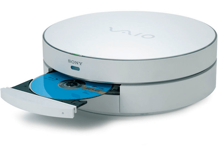 Sony PC Vaio TP1 : Petit lifting