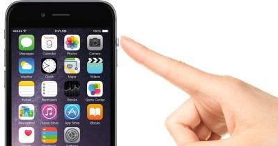 iPhone Digital Crown