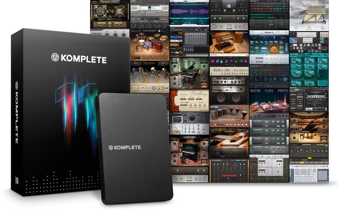 Native Instruments announces Komplete 11