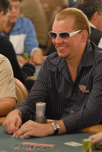 Chip Jett Poker