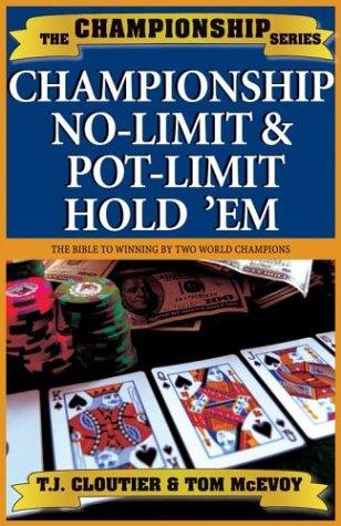 Championship No-Limit Pot-limit Hold'em