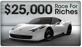 Carbon Poker Race for Riches, $25,000