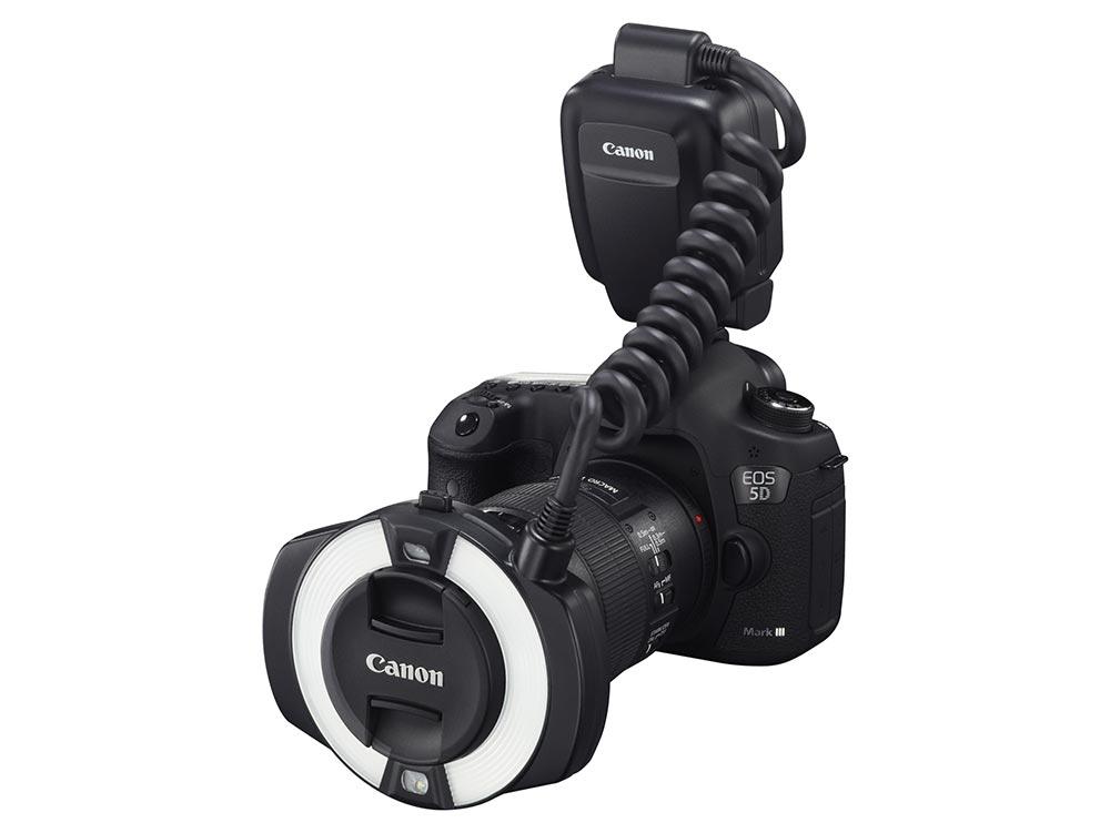 Canon announce new Macro Ringflash MR-14EX II