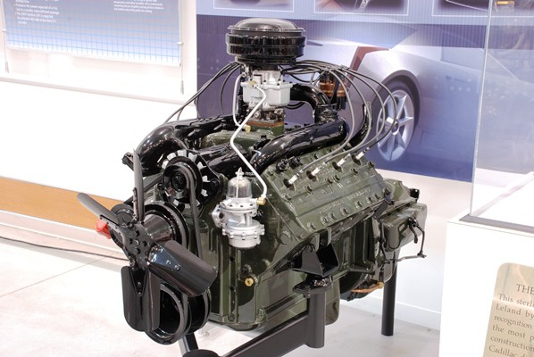Cadillac 346 CID military V8 WWII