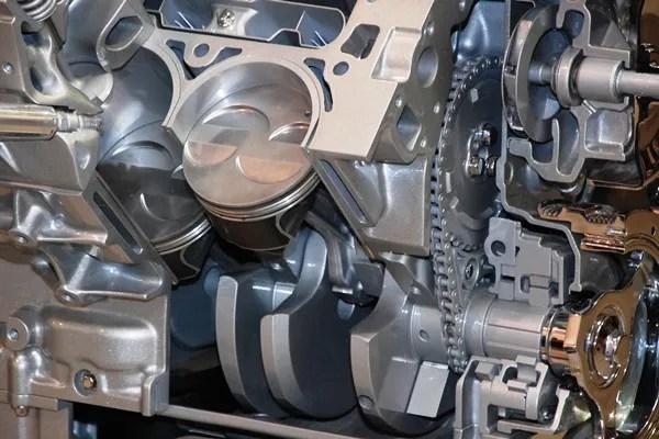 LS V8 cutaway