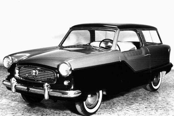 1960 AMC Metropolitan Station Wagon Concept