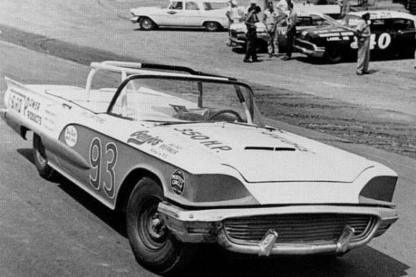 1959 Thunderbird 93 zipper top
