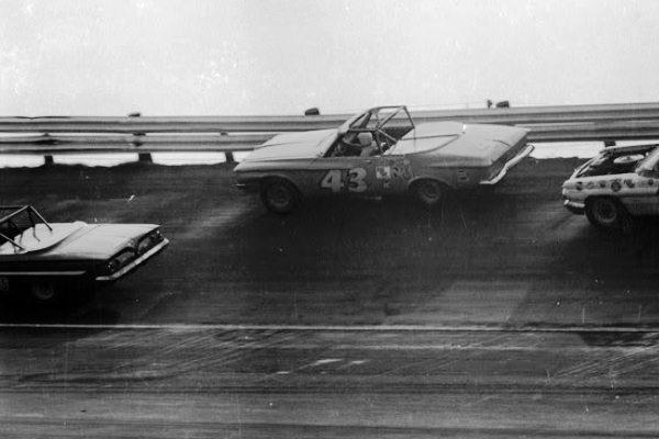Richard Petty 43 1962 Plymouth 1962 Rebel 300