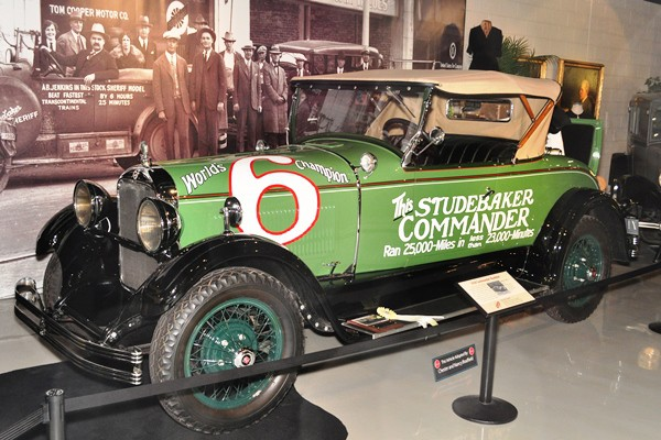 1928 Studebaker Commander Roadster