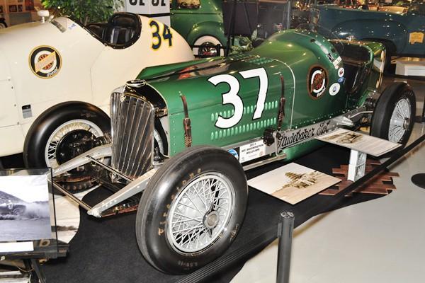1932 Studebaker Indianapolis Special no. 37