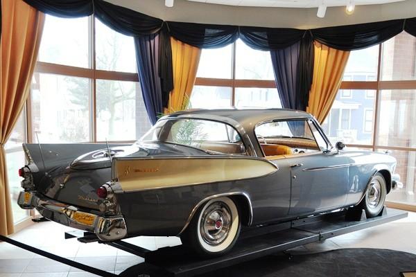 1958 Packard Hawk right rear