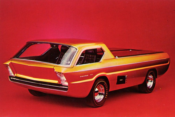 1967 Alexaander Bros. 1966 Dodge A-100 Pickup Deora