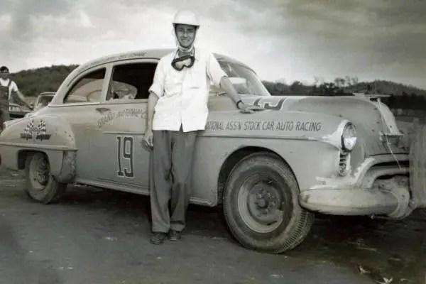 1951 Oldsmobile Bill Schade