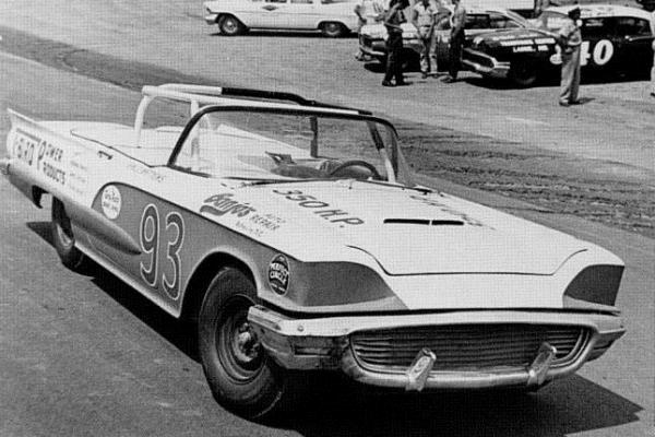 1959 Ford Thunderbird Zippertop Banjo Matthews T-Bird Power Products