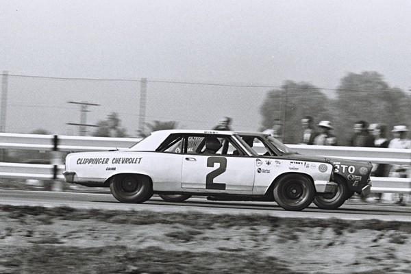 1964 Chevelle Bobby Allison Riverside 1967