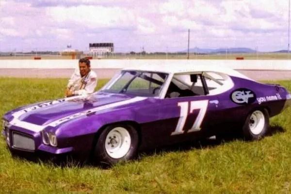 1971 Pontiac GTO  David Pearson builder Ray Nichels
