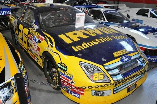 Roush NASCAR Ford Fusion Irwin Jamie McMurray