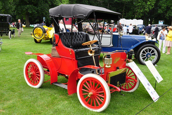 1908 Pontiac Mark Thomas
