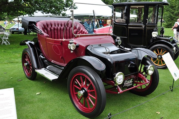 1914 Detroit Electric Roadster