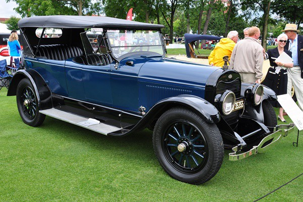 1922 Lincoln Type 112 Sport Phaeton David Schultz