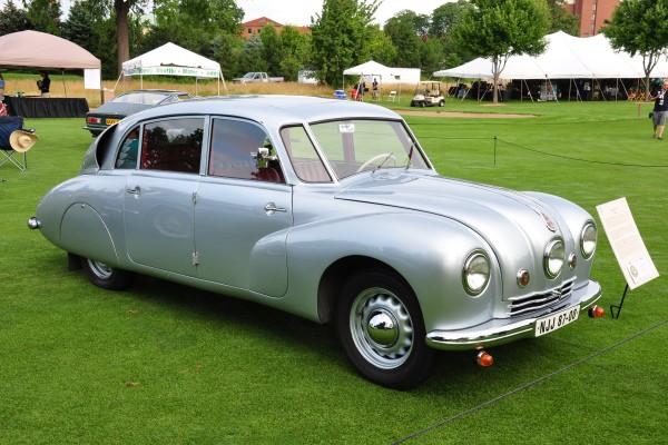 1947 Tatra T-87 Sedan Lane Motor Museum